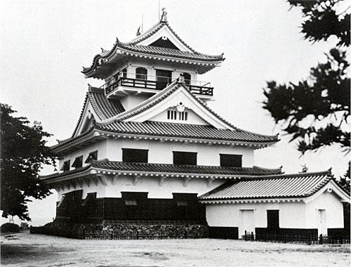 館山城(八犬伝博物館)