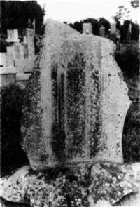 熊沢薫 墓碑