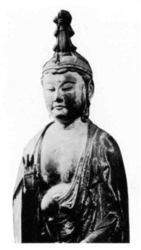 木造聖観音菩薩立像