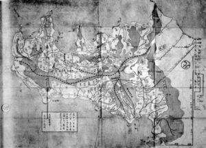 房州図 天保2年(1831)
