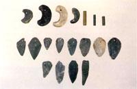 滑石製模造品(白浜町小滝涼源寺遺跡)