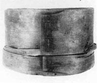 木製円形曲物(鋸南町下ノ坊遺跡)