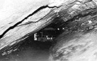鉈切洞穴内部