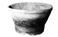 縄文土器深鉢〔埋甕〕(富浦町深名瀬畠遺跡) 縄文時代