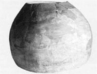 弥生土器壺(鋸南町下ノ坊遺跡) 弥生時代