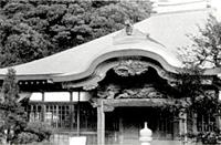 妙本寺客殿
