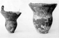 称明寺式土器 鉈切洞穴