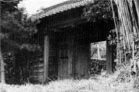 船形藩陣屋門