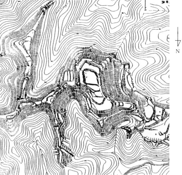 宮本城概念図