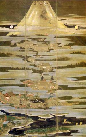 11 富士曼荼羅図