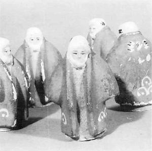 65.房州人形(漁師姿)