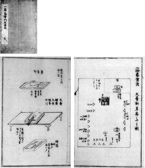 27.『一家嵐雪門文台式』 明治19年(1886年)  堀口角三氏蔵