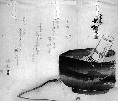 37.一枚摺り(明治年間)  堀口角三氏蔵