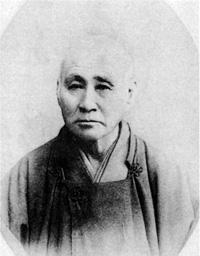 久保椿山肖像