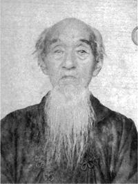 87.前田伯志肖像  安西明生氏蔵