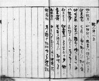 92.伯志の『甲午春館山記行』