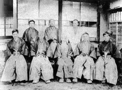 99.伯志門下の俳人たち 大正3年(1914)  安西明生氏蔵