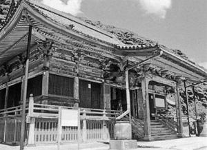 観音堂 宝暦8年(1758) 千葉県指定文化財