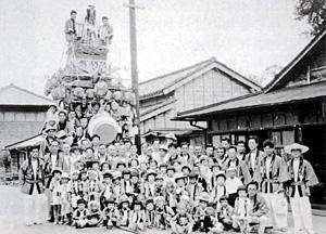 芝崎組 (昭和28年)