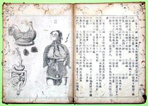 64.『医範提綱内象銅版図』(文化5年)   当館蔵