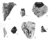 石器類(黒曜石製)