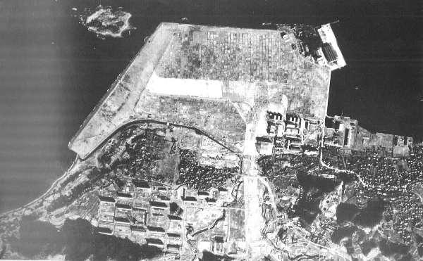 資料7.アメリカ軍撮影航空写真 1947年