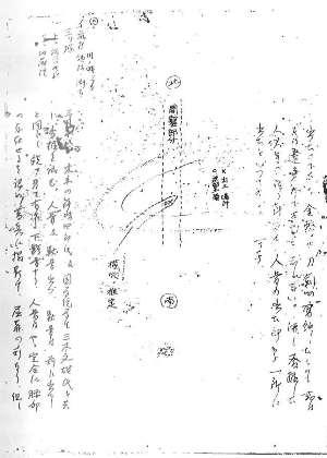資料12.北下臺發掘記(写・部分)