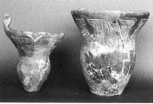 資料24.鉈切洞窟遺跡出土遺物