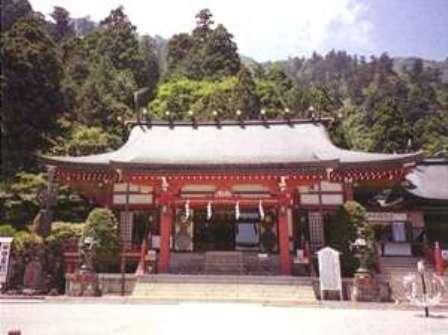 写真8.大山阿夫利神社(神奈川県・伊勢原市)