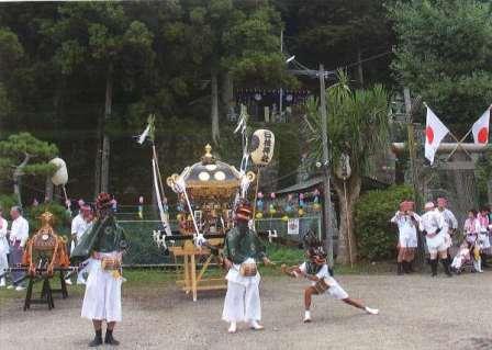 写真24-1.青柳のかっこ舞