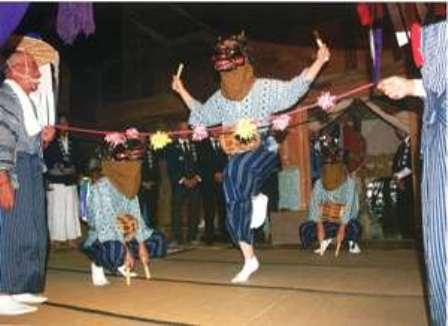 写真31-2.和泉のかっこ舞