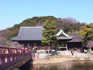 称名寺(横浜市金沢区)