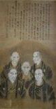 48.安房五老図</br> 大正元年(1912年) 加藤澄弥氏蔵
