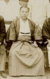 73.正木清一郎肖像</br> 大正4年(1915年) 正木訓子氏蔵
