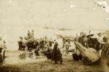 86.館山湾の捕鯨</br> 明治38年(1905年) 当館蔵