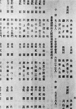 90.安房国農会第二回報告 (明治28年)