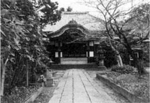 大巖寺本堂