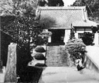 西行寺(船形地区)