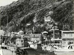 船形漁港(船形地区)