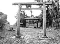 六所神社(正木地区)