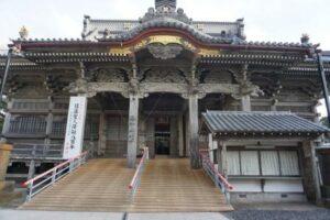 (3)小湊山誕生寺
