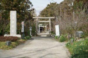 (10)天津神明神社