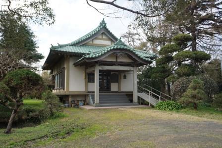 (16)袈裟山掛松(けいしょう)寺
