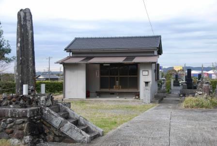 (9) 稲村院(とうそんいん)阿弥陀堂