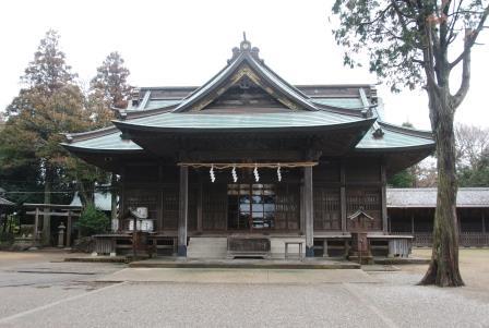 (1)鶴谷(つるがや)八幡宮