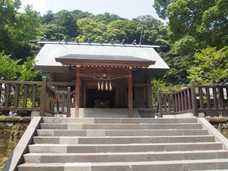 (2)安房(あわ)神社
