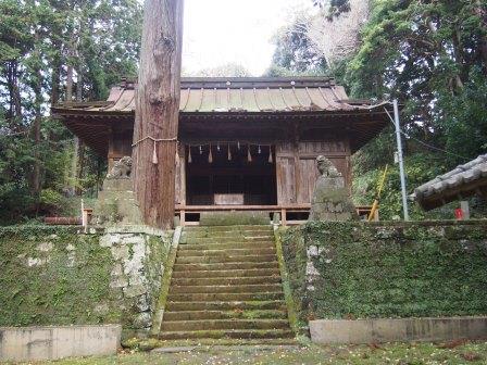 (5)手力雄(たぢからお)神社