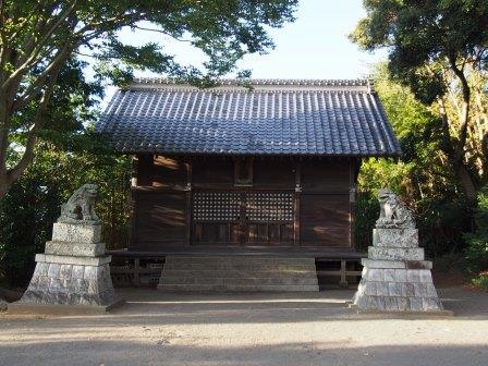 (10)高皇産靈(たかみむすび)神社