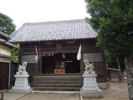 (11)子安(こやす)神社